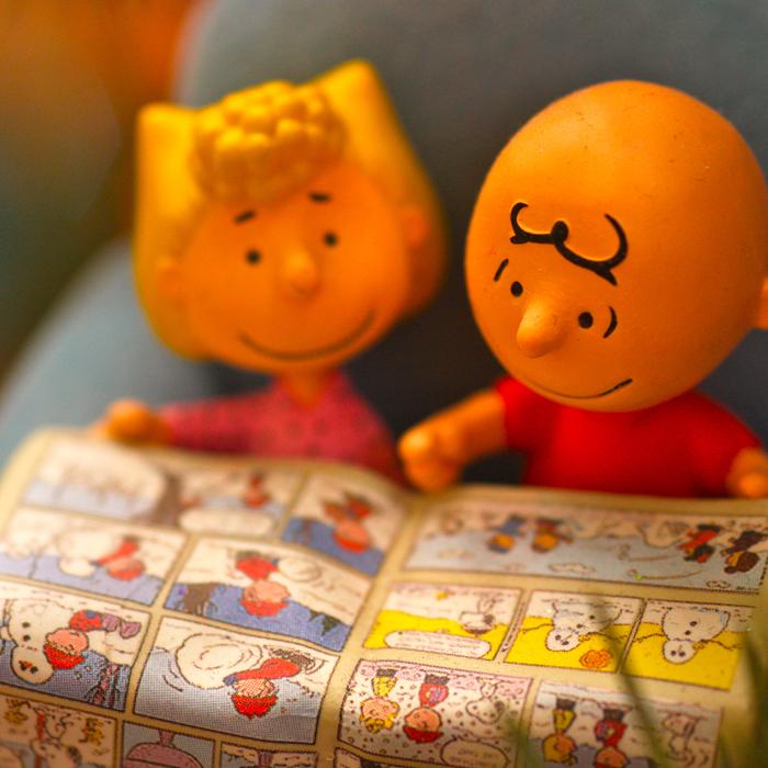 Leer tebeos, cómics o manga también nos sirve para tonificar nuestra mente